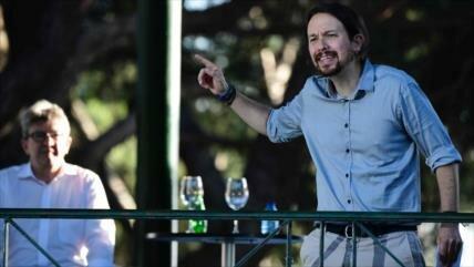 Iglesias rechaza reforma del PSOE si mantiene impunidad a monarquía