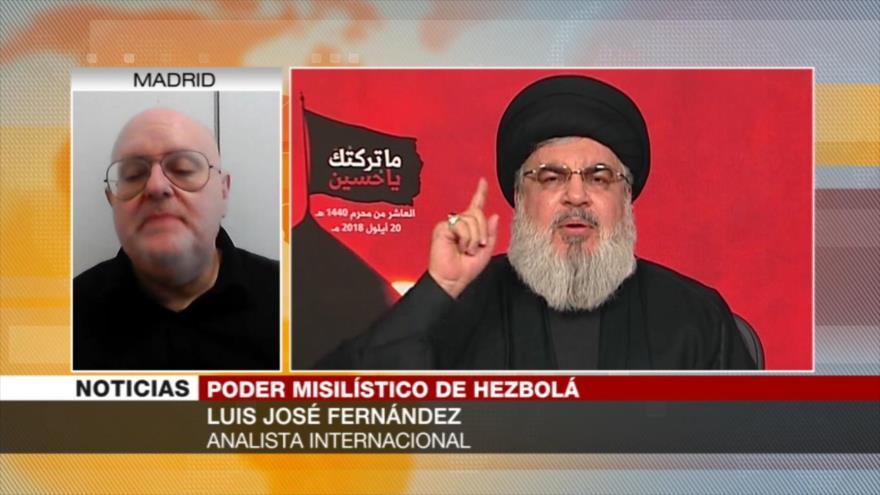 Fernández: Israel sufrirá desastre si inicia guerra contra Hezbolá