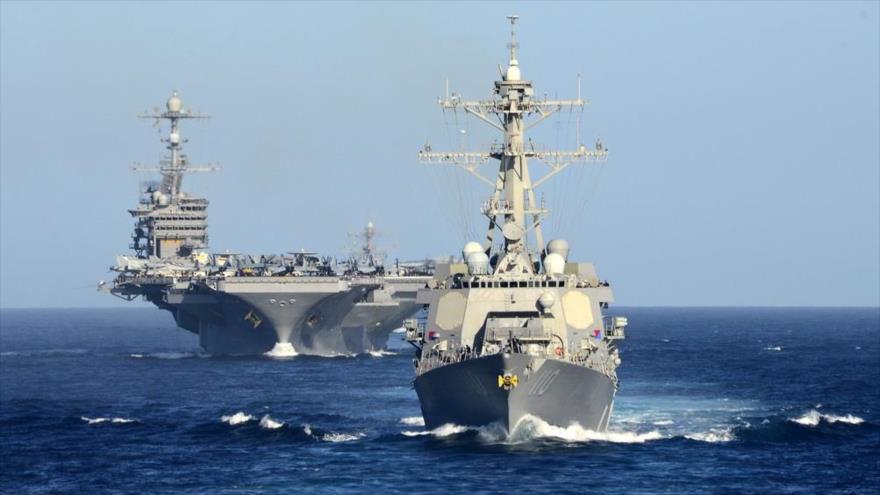 'EEUU envía buques a mar del Sur de China para crear problemas' | HISPANTV