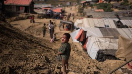Canadá acusa a Myanmar de 'genocidio' contra rohingyas