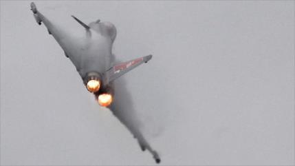 Cazas británicos interceptan 2 bombarderos rusos en mar del Norte