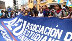 Jimmy Morales es asediado por la justicia, la ciudadanía y la ONU