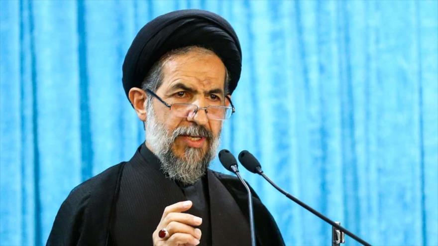 Clérigo iraní: Ha llegado el momento de que Israel se despida