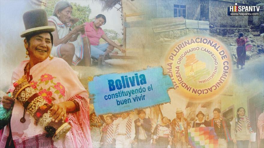 Esta es mi tierra - Bolivia constituyendo el buen vivir