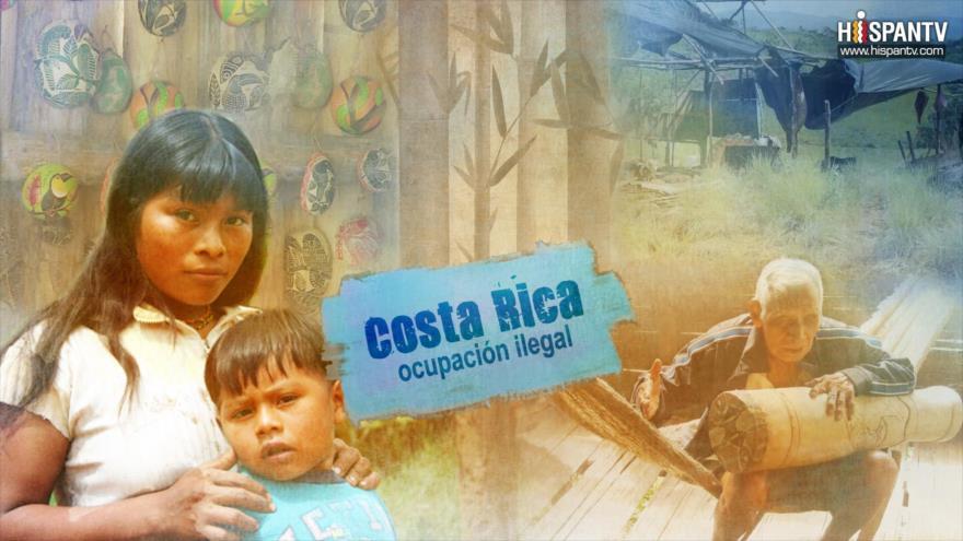 Esta es mi tierra - Costa Rica: ocupación ilegal