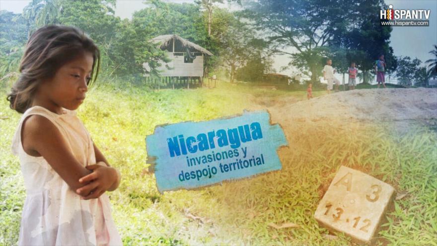 Esta es mi tierra- Nicaragua: invasiones y despojo