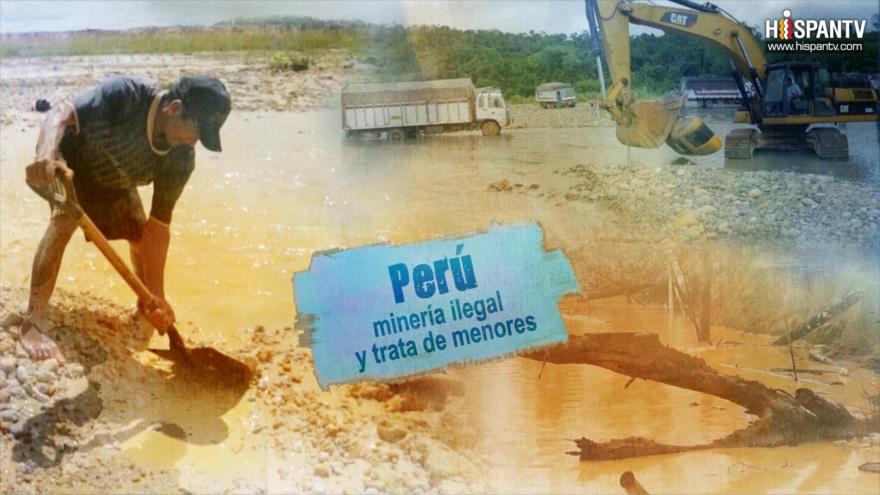 Esta es mi tierra - Perú: minería ilegal y trata de menores