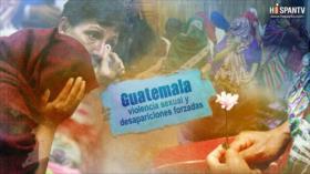 Esta es mi tierra - Guatemala, violencia sexual y desapariciones forzadas