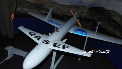 Drones yemeníes bombardean campamento saudí en Bab el-Mandeb