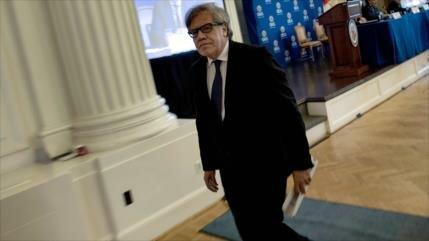 Uruguay discrepa con Almagro y no apoyará su reelección a OEA