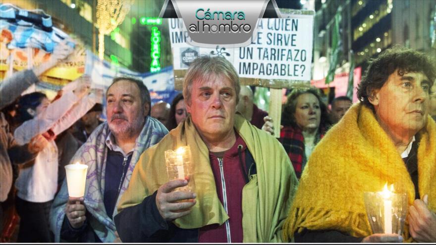 Cámara al Hombro: Unidos contra el tarifazo en Panamá