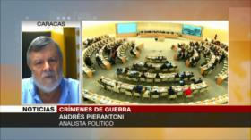 Pierantoni: Riad teme que se desvele la gravedad de sus crímenes
