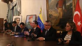 Turquía repudia las sanciones impuestas por EEUU contra Venezuela