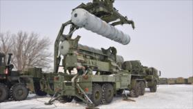 EEUU amenaza a La India con sanciones si compra S-400 rusos