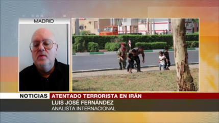 Fernández: Ataque terrorista en Irán fue impulsado por Riad