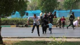 Ataque terrorista en Irán. Discurso de Rohani. Lazos Ankara-Caracas