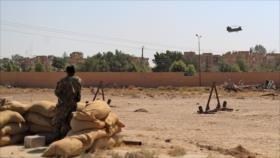 Coalición de EEUU evacúa a líderes del EIIL de Deir Ezzor