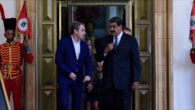"Zapatero tacha de ""insólitas"" amenazas de Almagro contra Venezuela"
