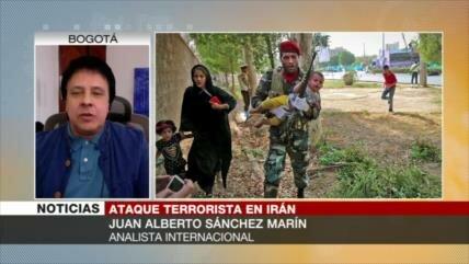 Sánchez Marín: EEUU se beneficia de la inestabilidad en la región