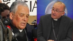 Dos obispos dejan el cargo en Chile por escándalos sexuales