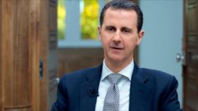 Al-Asad condena rotundamente el atentado terrorista en Irán