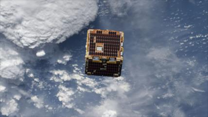 Vídeo: Conozca el primer satélite que recoge basura espacial