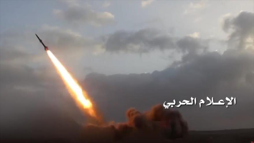 Ejército yemení ataca con misil balístico el aeropuerto saudí de Jizan