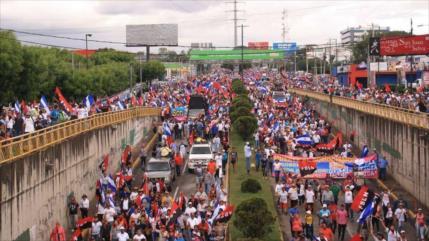Miles de nicaragüenses exigen justicia para muertos en protestas