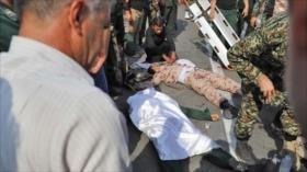 Irak condena rotundamente el ataque terrorista en el sur de Irán