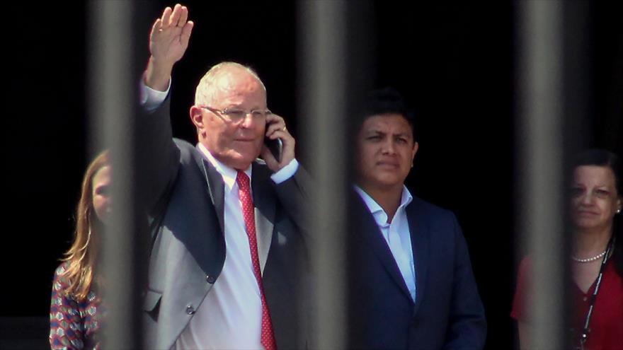 Fiscalía de Perú inicia investigación preliminar contra Kuczynski | HISPANTV