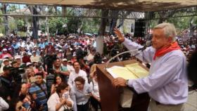 López Obrador a EEUU: Problemas no se resuelven con muros