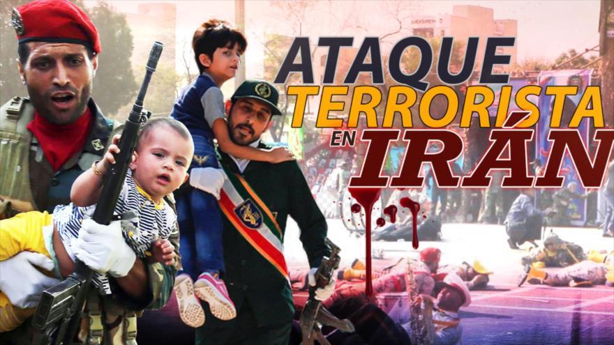 Detrás de la Razón: Terror en Irán; acusan a Trump y EEUU del ataque terrorista