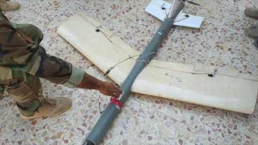 Siria derriba un dron que se acercaba a base aérea rusa en Latakia