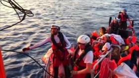 Funeral en Irán. Italia y crisis migratoria. Atentado a Maduro