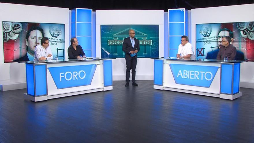 Foro Abierto; Perú: luz verde al referéndum anticorrupción