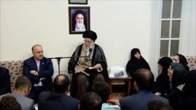 Discurso del líder iraní. Sistema S-300 de Rusia. Tensión EEUU-China