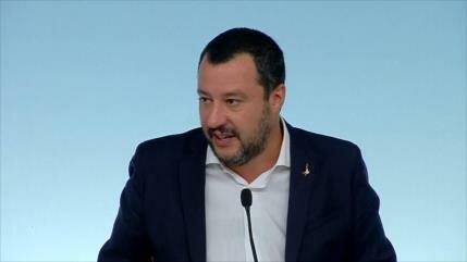 Gobierno italiano emite duro decreto contra los refugiados