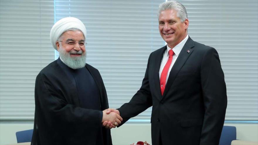 'Irán y Cuba siempre han luchado contra el imperialismo' | HISPANTV