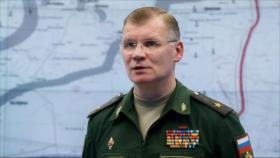 Rusia presenta datos sobre implicación israelí en caída de Il-20