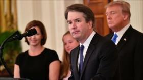 Una tercera mujer acusa de abuso al nominado de Trump al Supremo