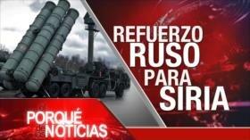 El Porqué de las Noticias: Atentado terrorista en Irán. Más defensa en Siria. Almagro ofende a Zapatero.