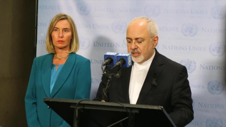 Firmantes del acuerdo nuclear denuncian salida unilateral de EEUU