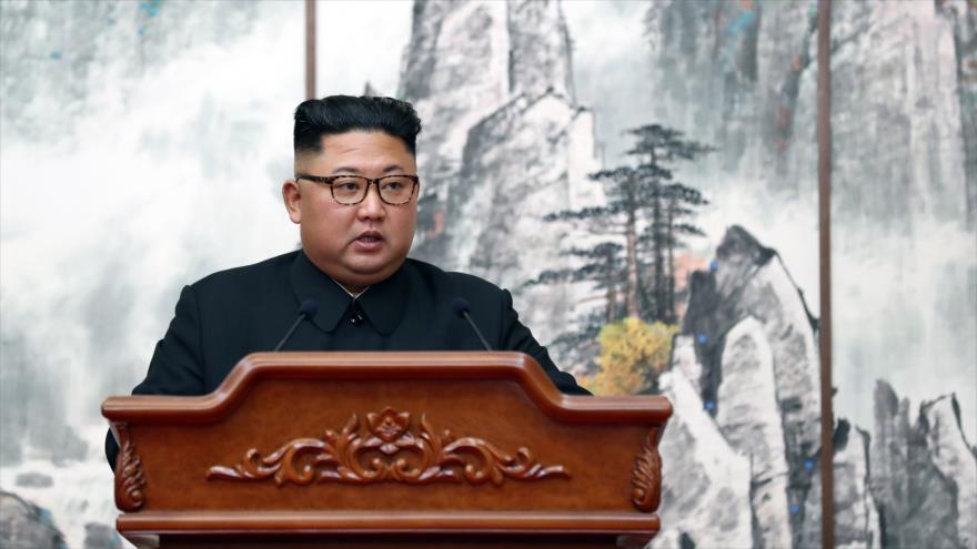 """Pyongyang urge """"marco jurídico internacional"""" ante embargo de EEUU"""