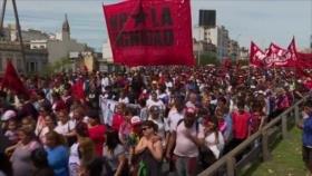 Pacto nuclear iraní. Marcha en Argentina. Italia contra refugiados