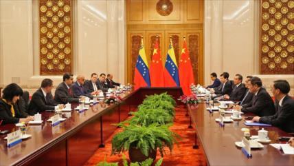 China y Venezuela entran en nueva fase de cooperación