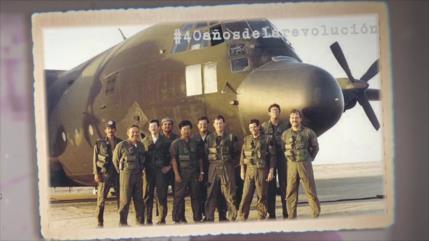 Retos y logros de una Revolución: Operación Garra de Águila