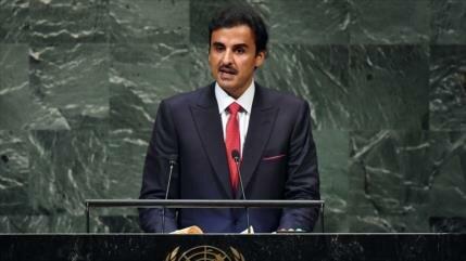 Catar: el bloqueo no nos ha afectado, pero debilita a CCG