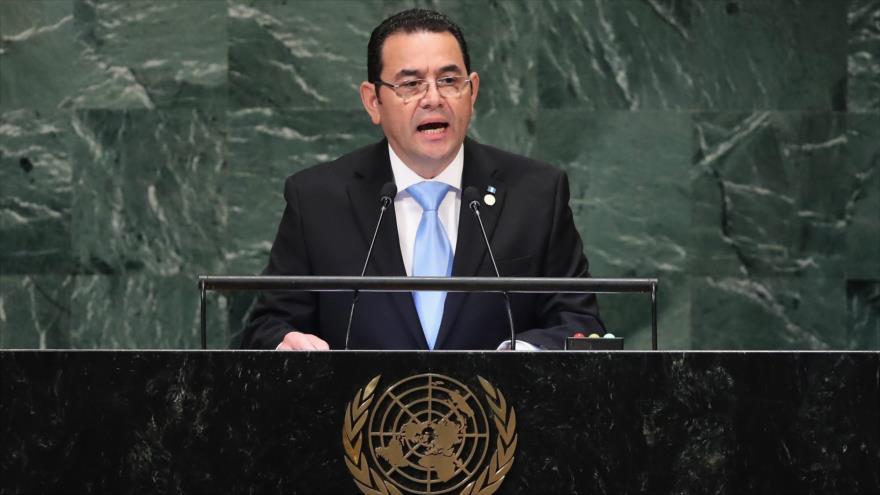 Guatemala denuncia ante ONU que CICIG es una amenaza para la paz