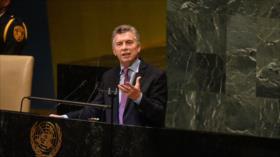 Argentina reclama las Malvinas y denunciará a Maduro ante la CPI