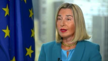 Mogherini: Pese a Trump, Europa salvará el pacto nuclear con Irán
